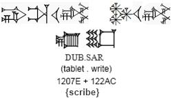 Peter Hogan Tara Hogan cuneiform dubsar